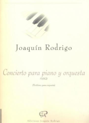 Piano and orchestra concerto