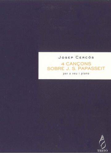 4 cançons sobre J. S. Papasseit