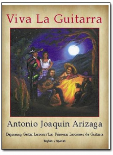 Viva la guitarra. Beginning Guitar Lessons (with CD)