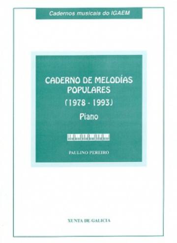 Cuaderno de melodías populares / Galicia