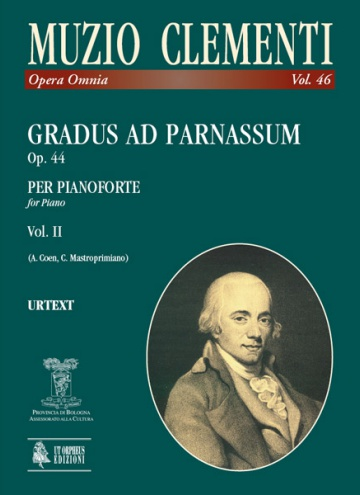 Gradus ad Parnassum Op. 44, de Muzio Clementi vol. 2