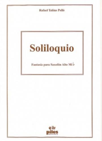 Soliloquio. Fantasía para Saxofón Alto