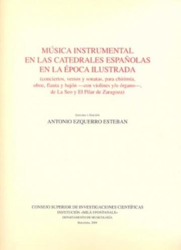 Música instrumental en las catedrales españolas en la época ilustrada