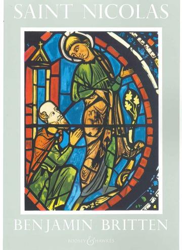 Cantata Saint Nicolas op. 42
