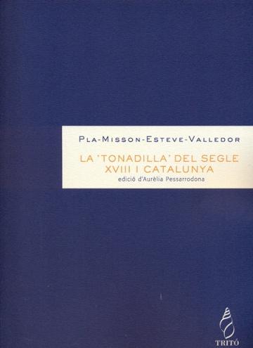 La <i>Tonadilla</i> del segle XVIII i Catalunya
