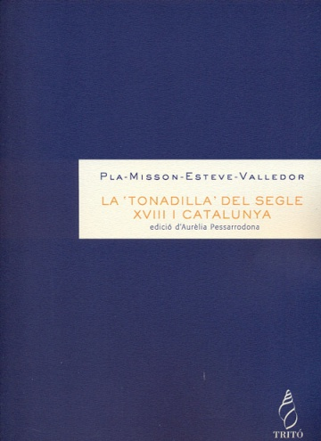 La <i>Tonadilla</i> del siglo XVIII y Catalunya