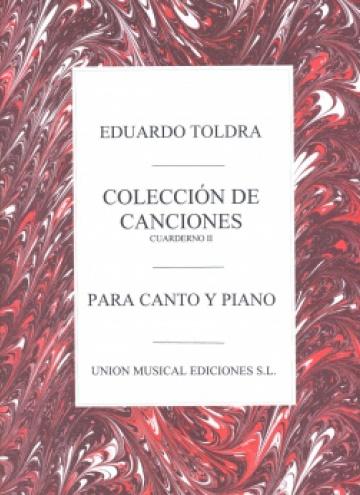Colección de canciones (cuaderno 2)
