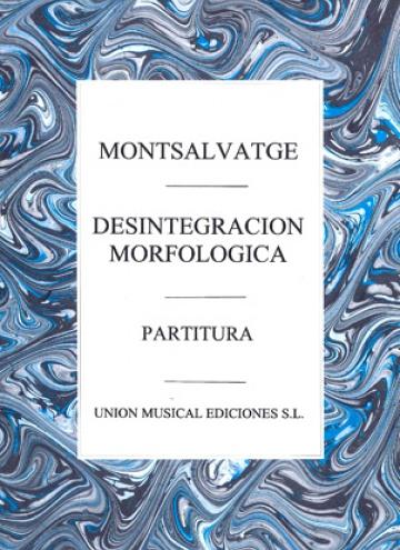 Desintegración morfológica de la Chacona de J.S.Bach