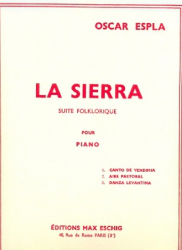 La Sierra (folkloric suite)