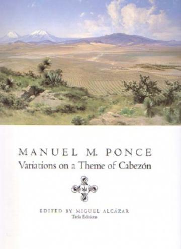 Variations on a theme of Cabezón