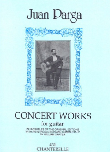 Concert work for guitar