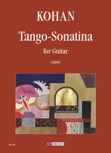 Tango-Sonatina for Guitar