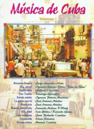 Música de Cuba (volum 1)