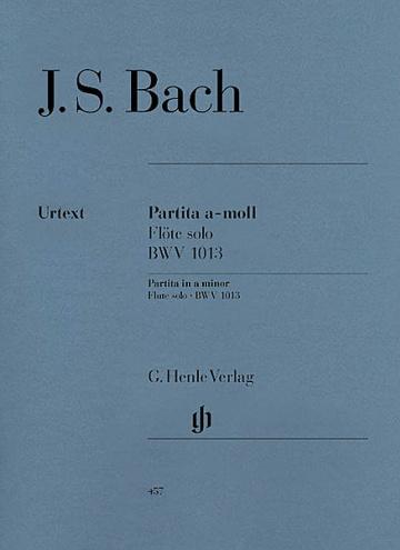 Partita en la minor BWV 1013