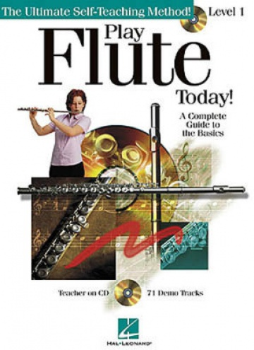 Play flute today - nivel 1 (con CD)