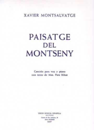 Paisatge del Montseny