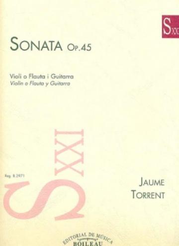 Sonata op. 45