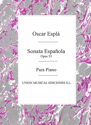 Sonata Española op. 53