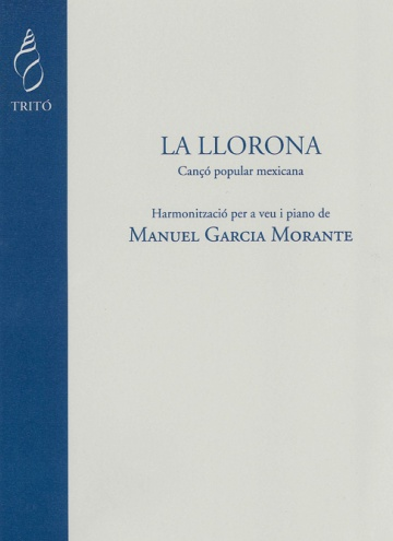 La Llorona, para voz y piano