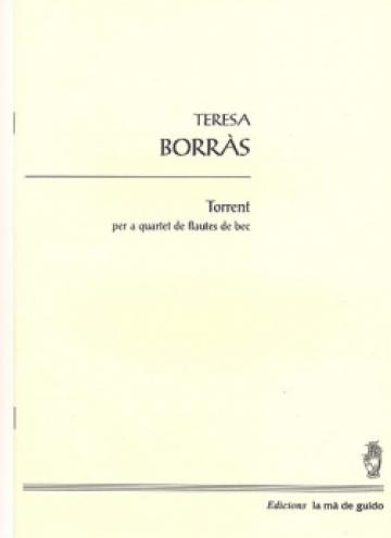 Torrent, for recorder quartet