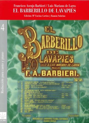 El barberillo de Lavapiés (red)