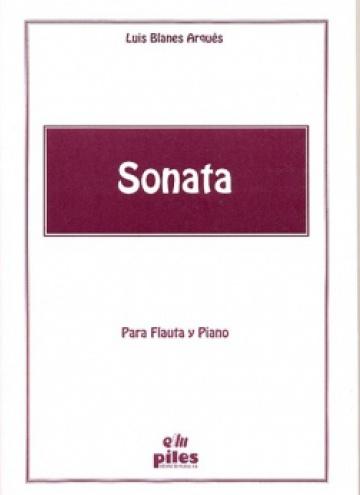 Sonata (para flauta y piano)