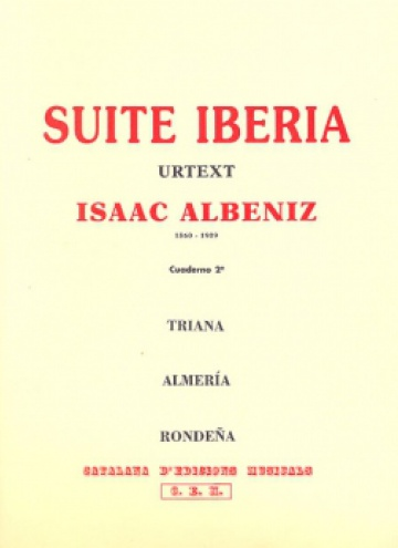 Suite Iberia (second book)