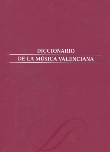 Diccionario de la músia valenciana vol 1
