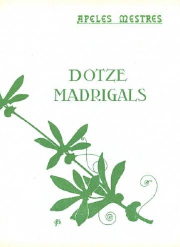 Dotze madrigals