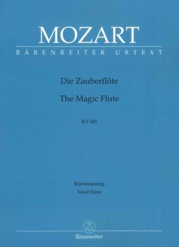 La flauta mágica (reducción) KV620