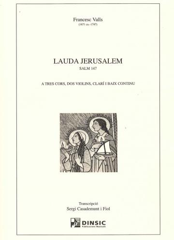 Lauda Jerusalem