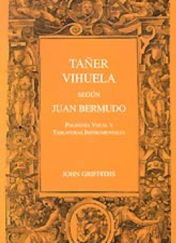 How to play the vihuela according to Juan Bermudo. Vocal polyphony and instrumental tablature