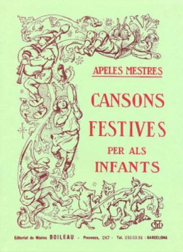 Cançons festives per als infants