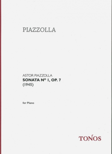 Sonata nº 1 para piano, op. 7