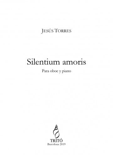 Silentium Amoris