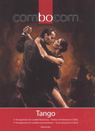Tango (partitura i parts)