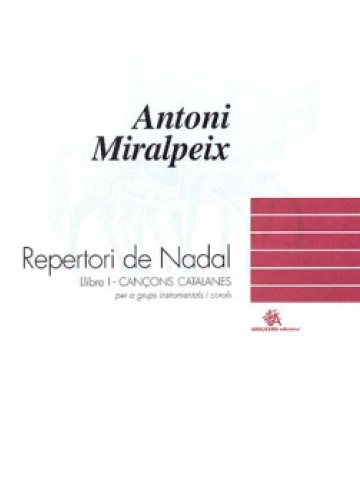 Christmas repertoire Book I - Catalan songs