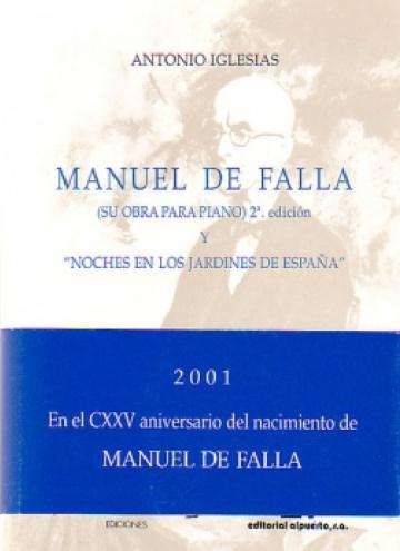 Manuel de Falla - piano works (text)