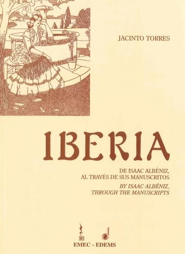 Iberia by Isaac Albéniz through the manuscripts