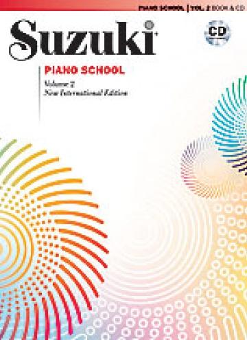 Suzuki Piano School 2 (New International Editions)