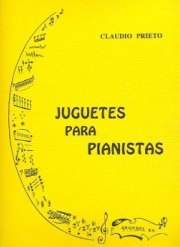 Juguetes para pianistas
