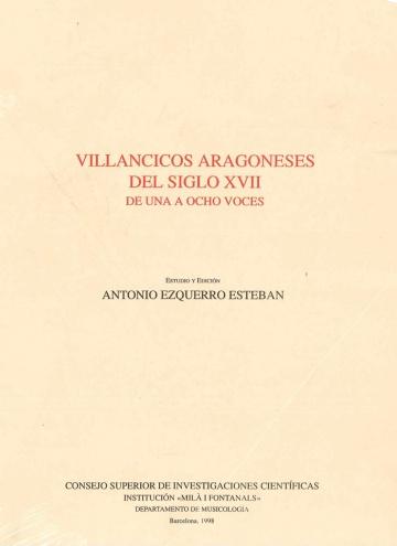 Villancicos aragoneses del siglo XVII