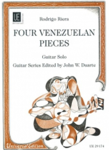 Four Venezuelan pieces
