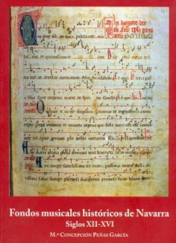 Fondos musicales históricos de Navarra. Siglos XII-XVI