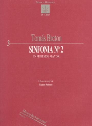 Sinfonía nº 2 en mi bemol mayor