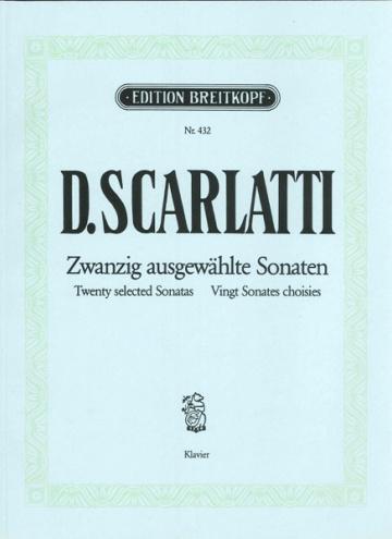 20 selected sonatas