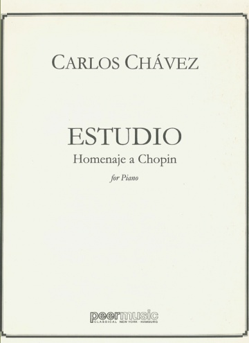 Estudio: Homenaje a Chopin