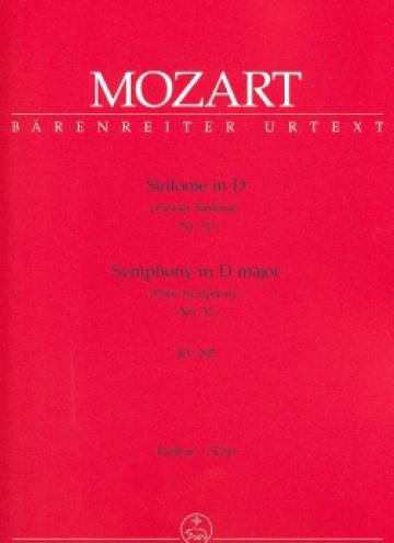 Symphony núm. 31 in D major,