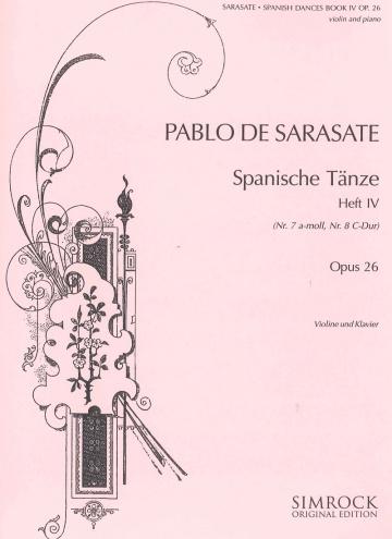 Spanische Tänze - op. 26 Band 4