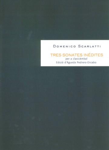 Tres sonates inèdites